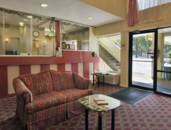 Howard Johnson Inn Washington DC: Lobby
