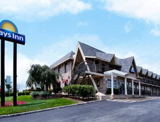 Days Inn Springfield/Phil. Intl Airport : Welcome to Days Inn Springfield/ Phil Intl Arprt