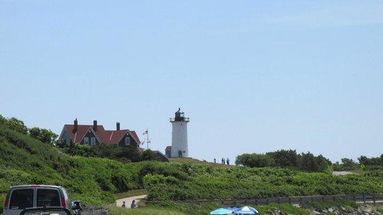 Nobska Point Lighthouse: Nobska Lighthouse
