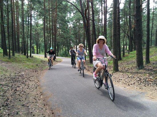 E.A.T. Riga Tours: On the way to Jurmala Sea Resort