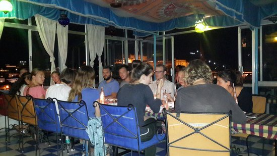 Panorama Guest House : Group from Belgium