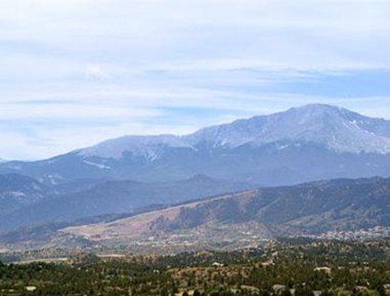 Howard Johnson Colorado Springs : Pikes Peak