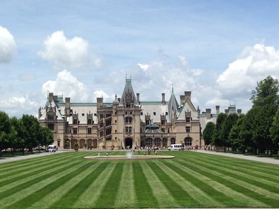 Biltmore Estate: the castle