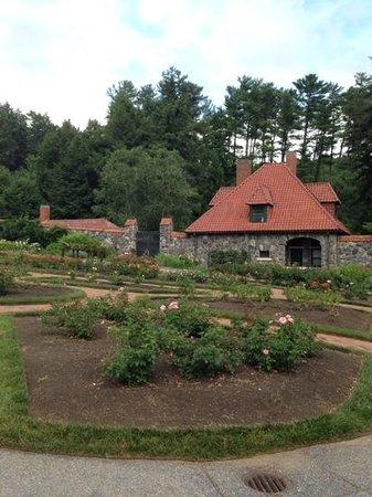 Biltmore Estate: the gardens