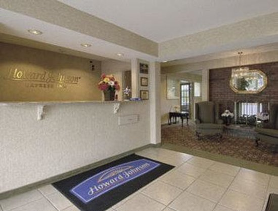 Howard Johnson Express - Springfield : Lobby