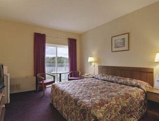 Howard Johnson Express - Springfield : Standard One King Room