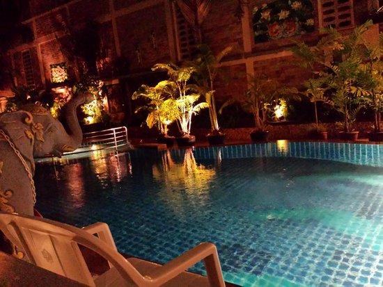 Baan Boa Resort : .