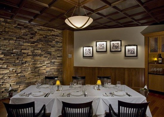 Hyatt Regency Houston: Shula's Private Dining