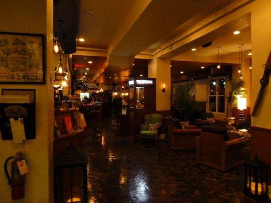 Hollander Hotel: Lobby