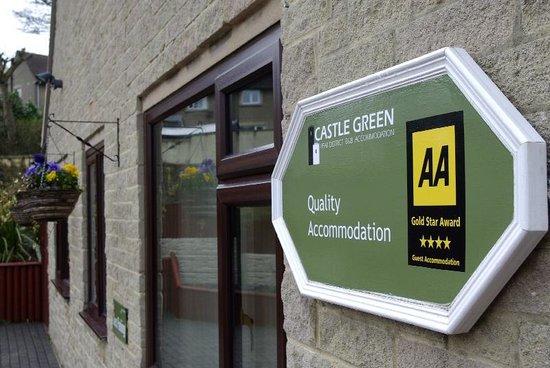 Castle Green B&B: AA 4 Star Gold Award