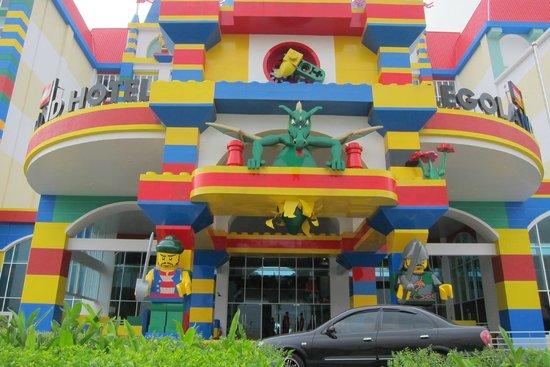 Legoland Malaysia Resort: LLM