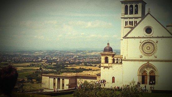 Agriturismo Casa Nuova: basilica san Francesco