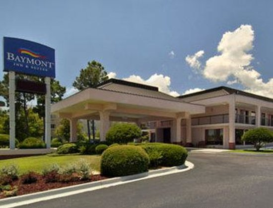 Baymont Inn & Suites Mobile/ I-65: Welcome to the Baymont Mobile