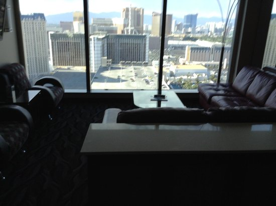 40 BR Living Room View 40th Floor Picture Of Elara By Hilton Grand Beauteous Elara Two Bedroom Suite Painting