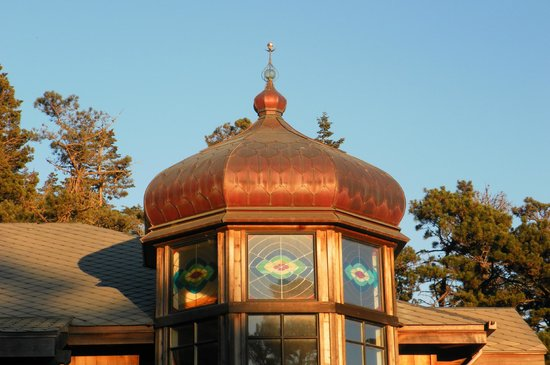 """St. Orres: """"Onion dome"""""""