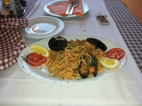 Hotel Porin: lunch