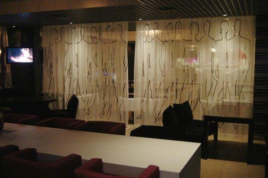 WestCord Fashion Hotel Amsterdam : restaurante