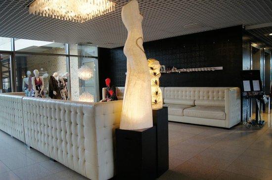 WestCord Fashion Hotel Amsterdam : lobby