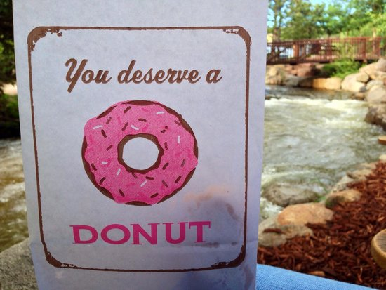 Donut Haus: Why yes, I think I will.