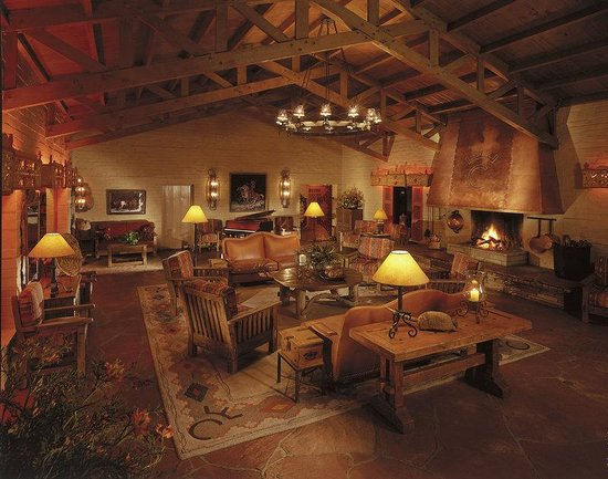 Rancho de los Caballeros: Great Room