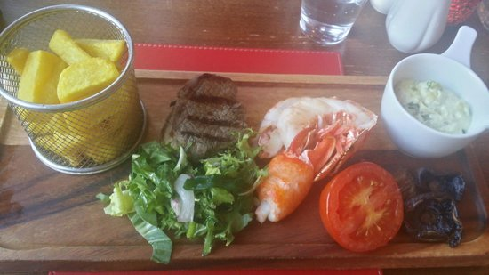 Ayur: Top Class Surf and Turf