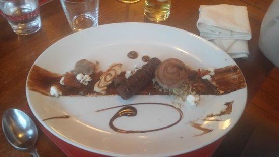 Ayur at Pilgrims: Chocolate Decadence