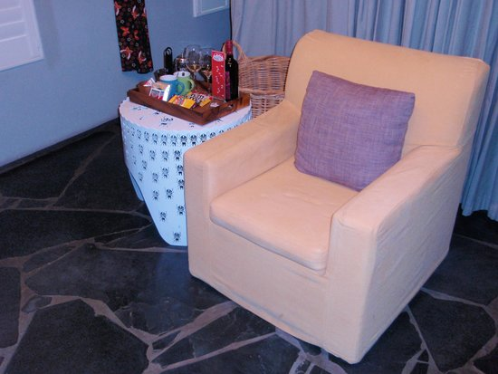The Concierge Boutique Bungalows: Sitting area