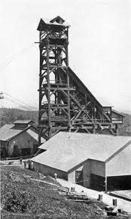 Kennedy Gold Mine: Kennedy Mine Head Frame