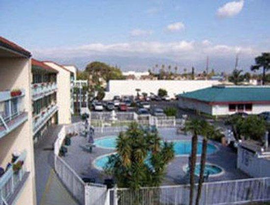 Bokai Garden Hotel : Outdoor Pool