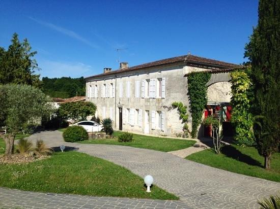 Cherac, France : L'Hédoniste