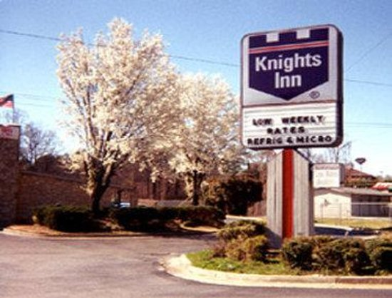 Welcome To Knights Inn Atlanta Northwest