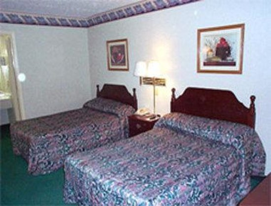 Knights Inn Peru: Guest Room With Two Beds