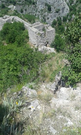 Soko Banja, Serbien: View on tower