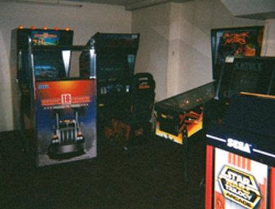 Knights Inn Baltimore - South Jessup: Game Room
