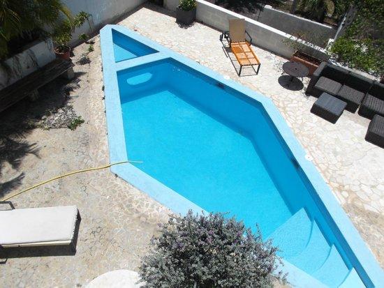 """Chambres d""""hotes La Romana: piscine"""