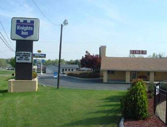 Knights Inn Mt Airy-Mayberry: Welcome to Knights Inn Mount Airy