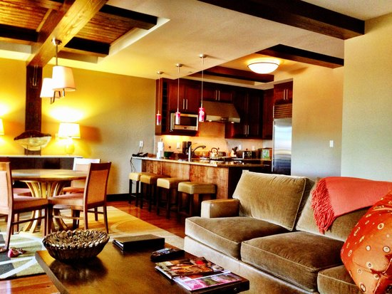 Lumiere Telluride: Gorgeous rooms.