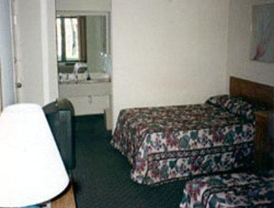 Knights Inn San Bernardino : Guest Room