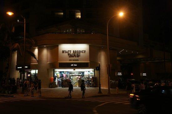 Hyatt Regency Waikiki Resort & Spa: Hotel