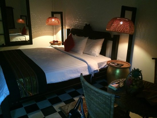 Petit Villa Boutique & Spa : comfortable bed