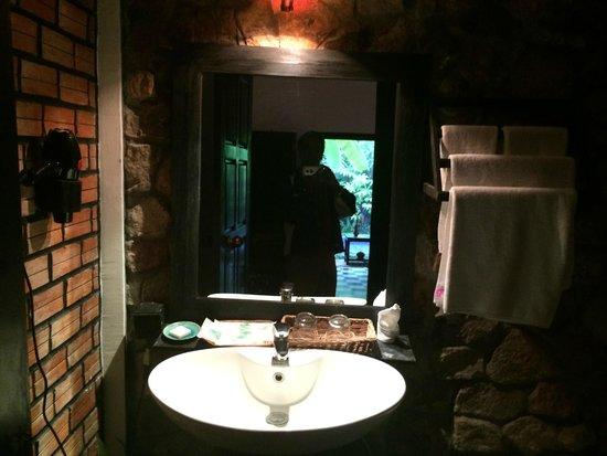 Petit Villa Boutique & Spa : mood lighting
