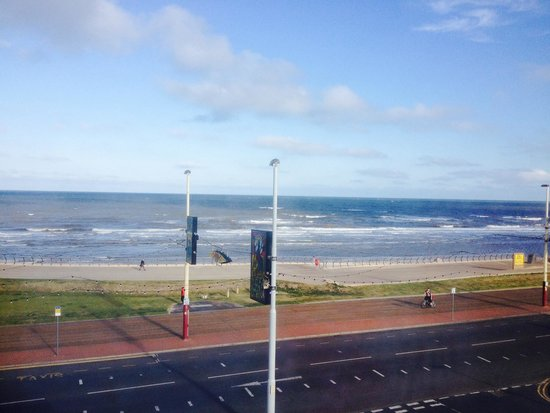 Inglewood Seafront Hotel: View from room
