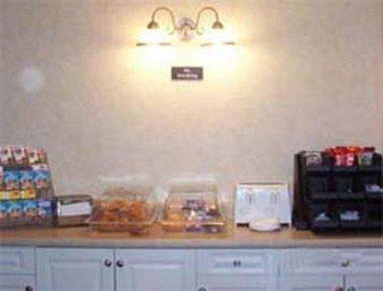 Knights Inn Sandusky OH: Breakfast Area