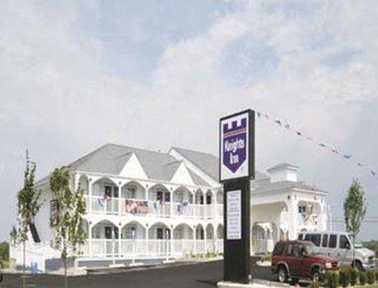 Inn Atlantic City Absecon: Exterior