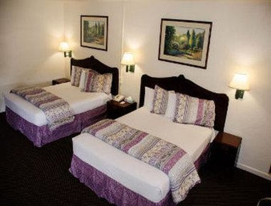 Knights Inn Carmel Hill : Two Bed Guest Room