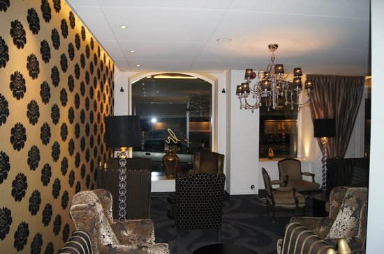 Hotel Hansson: lobby
