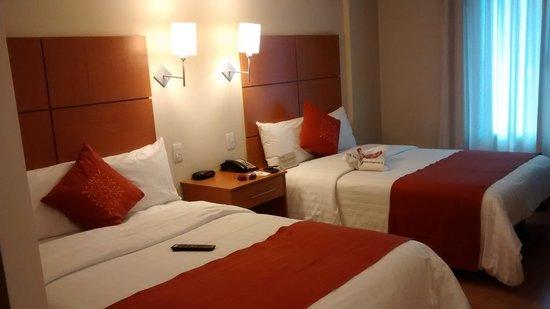 Eco Inn Cusco: Eco Inn agradable vista!!