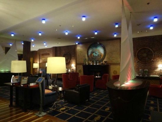 Argonaut Hotel, A Noble House Hotel: Lobby