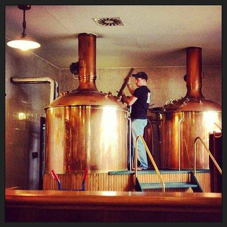 Strahov Monastic Brewery: Этот непередаваемый аромат