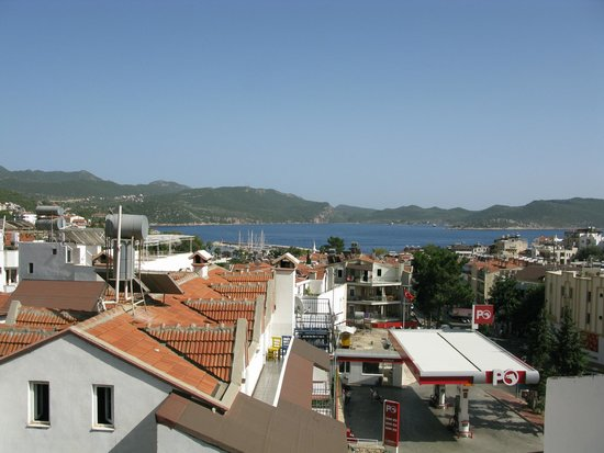 Hotel Kekova: View from Hotel